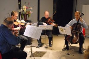 Samuel de Lange strijkkwartet Opus 18