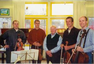 Pythagoras Kwartet met Theo Olof